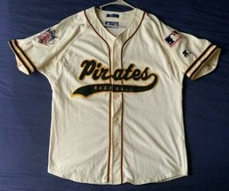 Men's vintage 90's Starter MLB Pittsburgh Pirates jersey size L - $39.99