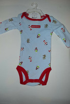 Child of Mine by Carter's Body Suit Christmas Set Size NB or 0-3M  NWT - $4.79