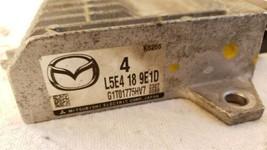Mazda TCM TCU Automatic Transmission Computer Shift Control Module L5E4 18 9E1D image 2