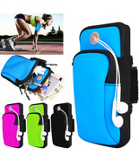Sport Armband Pouch Holder Bag Case For Cell Phone Running Jogging Gym U... - $11.90
