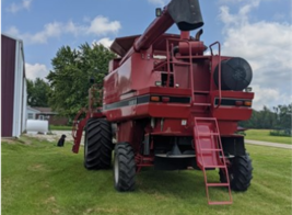 1997 CASE IH 2188 For Sale In Chrisman, Illinois 61924 image 2