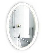 Krugg Oval LED Bathroom Mirror 20 Inch x 30 Inch | Lighted Vanity Mirror... - $420.21