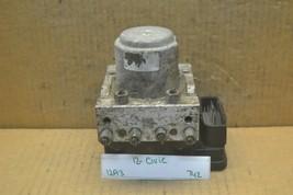 2012 Honda Civic 1.8L ABS Pump Control OEM TR0A0 Module 742-12A3 - $119.99