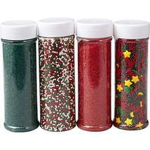 Wilton Holiday Sprinkles 4-Pack (1.2 lb) - $27.71
