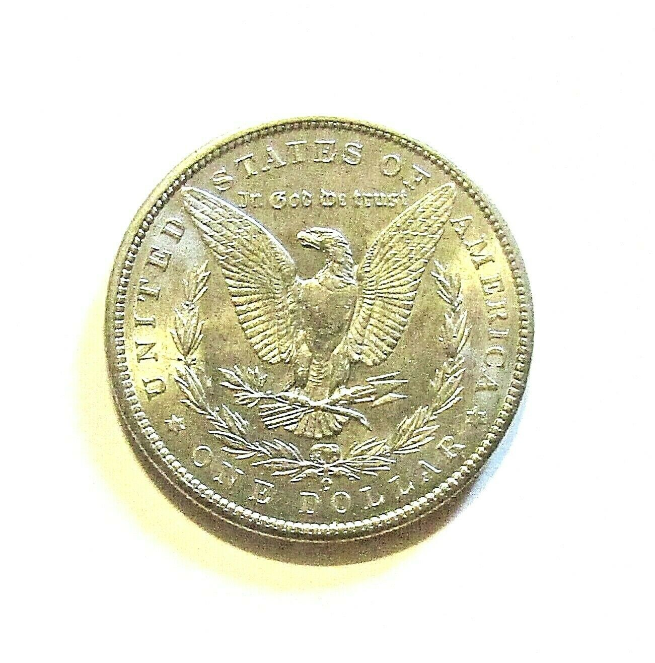 1900 O MORGAN SILVER DOLLAR  AWESOME BRILLIANT  (AU)  MS++ #200189