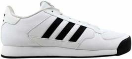 Adidas Samoa Runner White/Black Men's F37301 Size UK 12.5 - $110.28