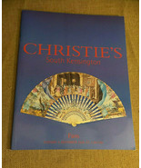 Christie's South Kensington Auction Catalog Vintage Fans December 2000 NF - $27.00