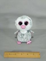 "Ty Beanie Boos Olive Penguin "" Stuffed Plush Animal  6""  - $9.95"