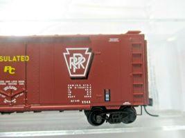 Micro-Trains # 02100610 Pennsylvania Railroad 40' Standard Boxcar N-Scale image 3