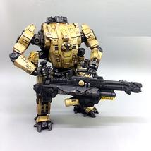 New Joy Toy Source Acid Rain Mecha Iron Skeleton HT01 Action Figure Coll... - $68.59