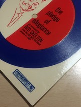 Vintage 1969 Paper Record: The Pledge of Allegiance/Red Skelton from Burger King image 4