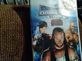 Nintendo Wii WWE Smackdown vs Raw 2008 image 1