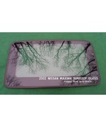 2002 NISSAN MAXIMA YEAR SPECIFIC SUNROOF GLASS NO ACCIDENT OEM FREE SHIP... - $110.00