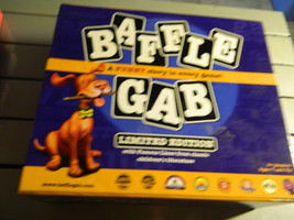 Baffle Gab Game-Complete - $12.00