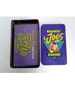 Vintage 1994 Camel Smokin' Joes Racing Advertising Tin with Contents - $9.99