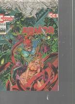 Armor #4 - Volume 2 - Continuity Comics - October 1993 - We Combine Ship... - $1.03