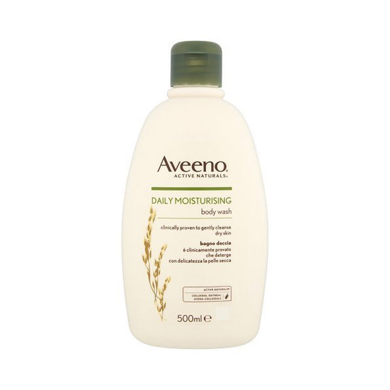 Primary image for Aveeno Daily Moisturising Body Wash 500ml
