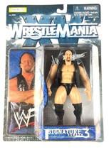 Stone Cold Steve Austin WWF WWE Jakks Action Figure Signature Series 3 1... - $24.70