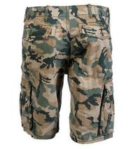 Levi's Men's Cotton Ace Twill Cargo Shorts Relaxed Fit Camo 124630001 (40) image 4