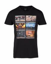 Bench Mens Fame Lime light Music Electronic Concert Video Youtube Black T-Shirt image 1