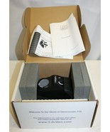 Nu View Stereoscopic 3-D Camcorder Adapter Model: SX2000 S/N: 0004070 *NEW* - $148.50
