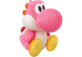 Nintendo Yoshi's Woolly World Series amiibo Light Pink Yarn Yoshi Each - $19.75