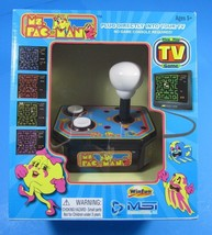 New!! Original Ms PAC-MAN Game 1993 Bandai Namco Entertainment - $20.53