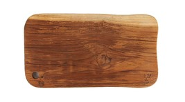 Loyal Adams Teak Sono Kitchen Wooden Chopping Serving Cutting Bread Board image 1