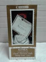 Horseman Althea Classic American Doll - $22.32