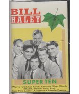 Bill Haley – Super Ten  NEW SEALED - $4.00