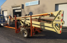 2014 JLG T500J TOWABLE BOOM LIFT FOR SALE IN 53963 image 5