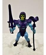 Masters of the Universe Skeletor Action Figure Original Vintage MOTU - $94.04