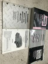 2000 TOYOTA SIENNA VAN Service Shop Repair Workshop Manual W EWD Transax... - $108.85