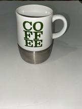 Starbucks 2006 Double Insulated Coffee Mug 14 oz. Metal Bottom - $13.27