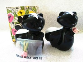 Two Avon Sniffy cologne, one full Topaze with original box, other used - $25.00