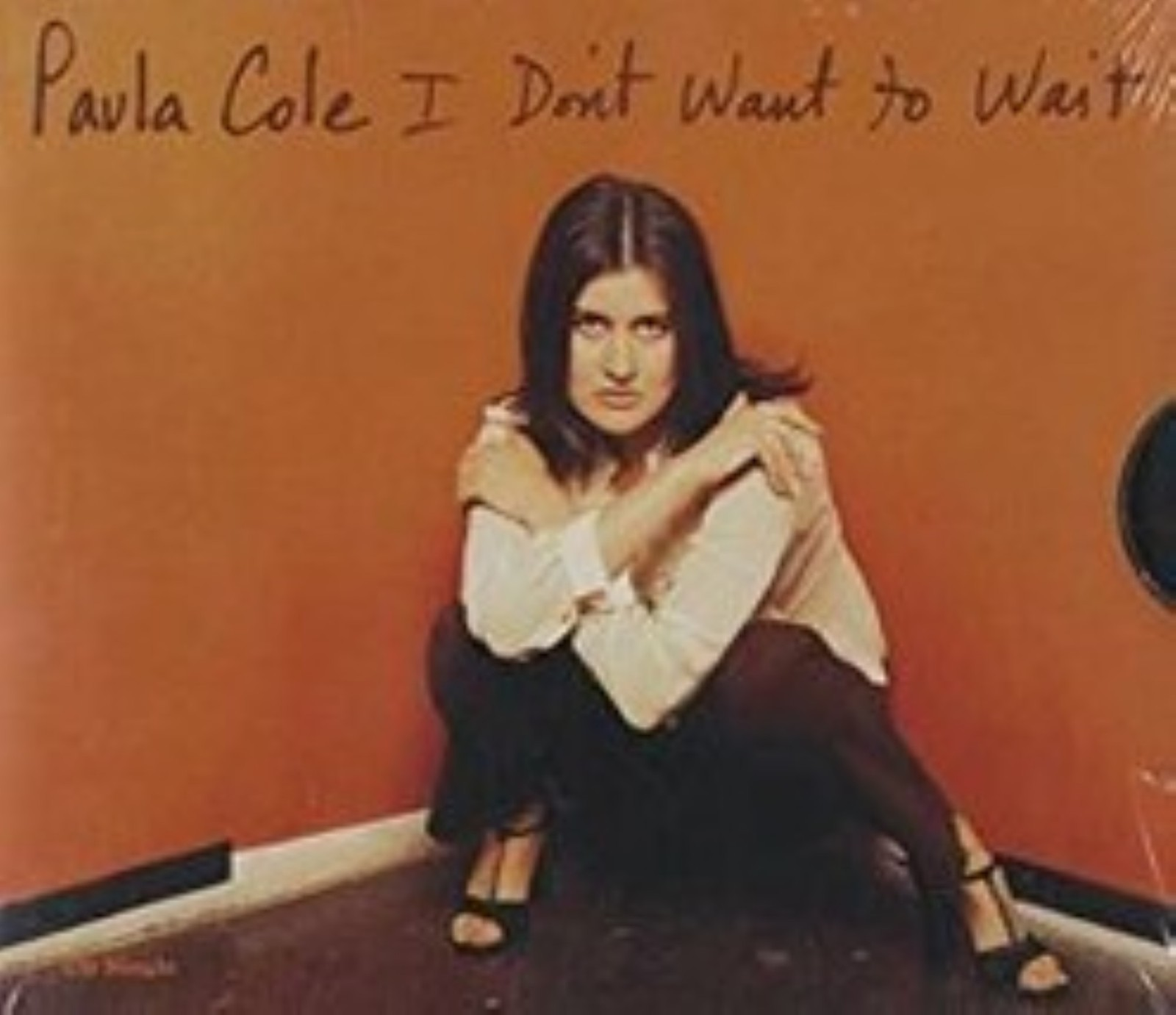 I Don't Want to Wait / Hitler's Brothers by Cole, Paula Cd