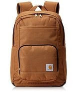 Carhartt Legacy Classic Work Backpack with Padded Laptop Sleeve, Carhart... - $42.57
