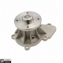 WATER PUMP WP2015 FOR NISSAN 240SX FRONTIER XTERRA D21 2.4L WITH GASKET image 3