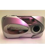 Olympus CAMEDIA C-450 Zoom 4.0 MP Digital Camera - Silver - $27.71