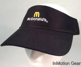 af2288ade09 Crest Uniform McDonalds Hamburgers Employee Visor Cap Hat Official NEW! -   34.99 · Add to cart · View similar items