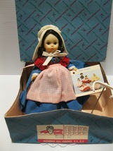 MADAME ALEXANDER 8 inch doll International Collection BELGIUM #562 - $30.95