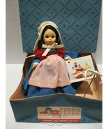 MADAME ALEXANDER 8 inch doll International Collection BELGIUM #562 - $30.95