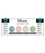 Halloween Makeup Set Mermaid Costume Fairy Sugar Skull Sparkly Eye Shado... - $13.58