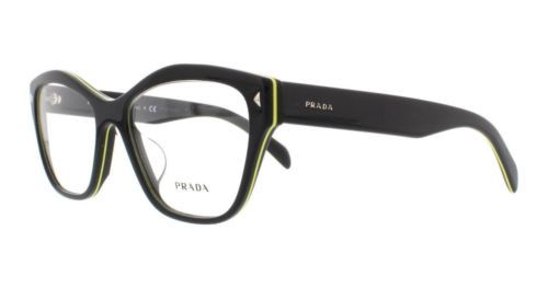 14bb40cdb0a 12. 12. Previous. Authentic Prada Eyeglasses VPR27S UR0-1O1 Grey Frames  53mm Rx-Able · Authentic Prada Eyeglasses ...