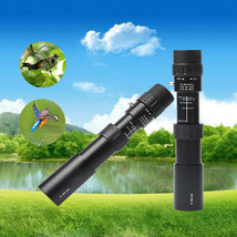 Telescope HD 10-90X25 Zoom Single Tube Monocular Telescope For Outdoor H... - $42.40