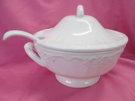 Signature Made in Japan Tureen with lid and ladle - $69.25