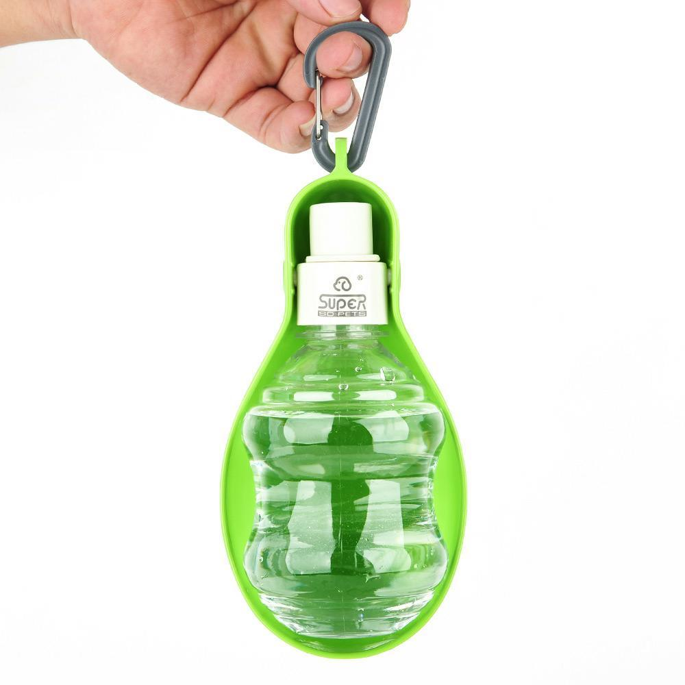 Portable Pet Water Bottle Large Capacity Convenient Travel Canteen Flask Dog Cat