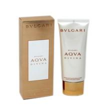 BVLGARI AQVA DIVINA SCINTILLATIN BODY LOTION 100 ML/3.4 FL.OZ. NIB-BV100... - $34.16