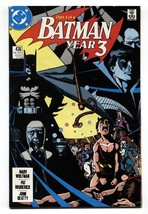 BATMAN #436-1st appearance TIM DRAKE-1989-dc-nm- - $24.25