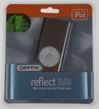 Griffin Reflect Mirrored Case for iPod nano 2G 43 Pc Lot Chrome 6178-NRE... - $6.97